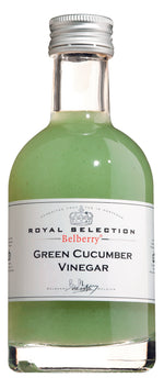Load image into Gallery viewer, Belberry Royal Selection Vinegar - Green Cucumber 200mL