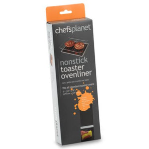 Chef's Planet Non-stick Toaster Ovenliner
