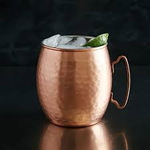 Load image into Gallery viewer, Copper Moscow Mule Mug 18oz