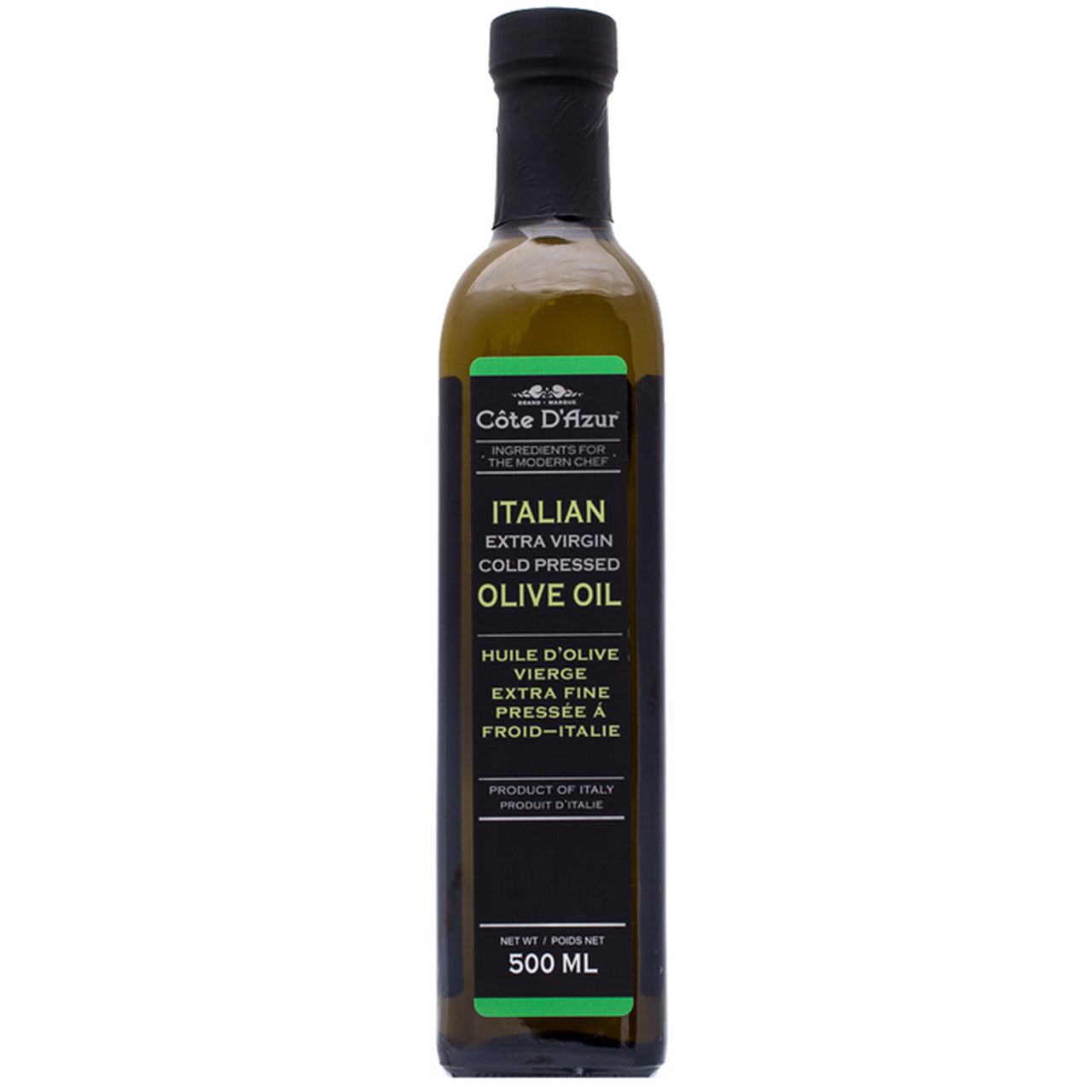 Cote D'Azur Italian Extra Virgin Olive Oil