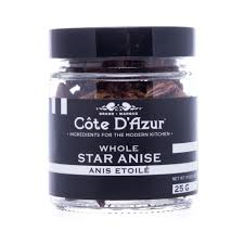 Cote D'Azur Whole Star Anise