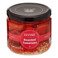 Divina Roasted Tomatoes 283.5g