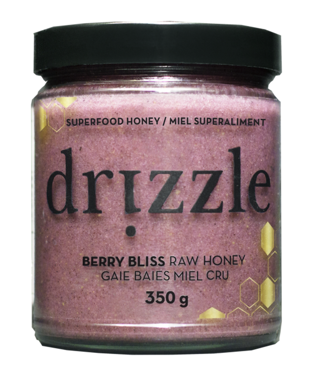 Drizzle Raw Honey - Berry Bliss 350g