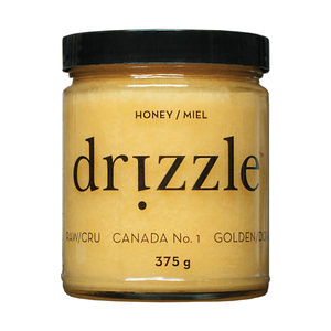 Drizzle Raw Honey - Golden 375g