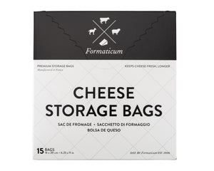 Formaticum Cheese Storage Bags