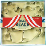 Load image into Gallery viewer, Fox Run Day at the Beach Cookie Cutters