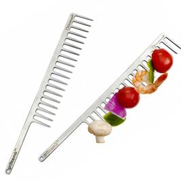 Fusionbrands GrillCombs Reusable Skewers Set2