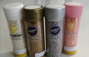 Wilton Sugar Pearls