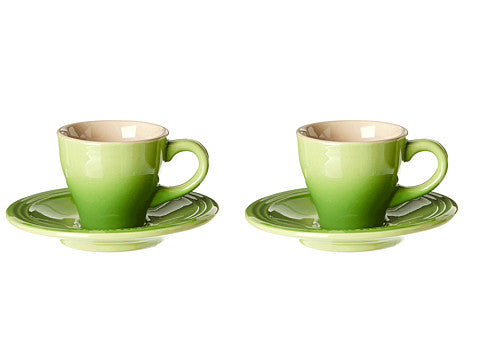 Le Creuset Espresso Cup Set of 2 Palm
