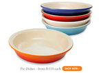 Load image into Gallery viewer, Le Creuset Pie Dishes