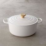 Load image into Gallery viewer, Le Creuset Signature Gold Knob
