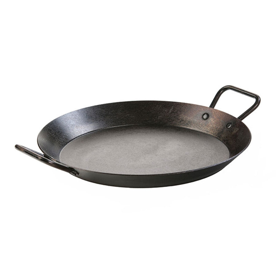 Lodge Carbon Steel Paella Pan 15""