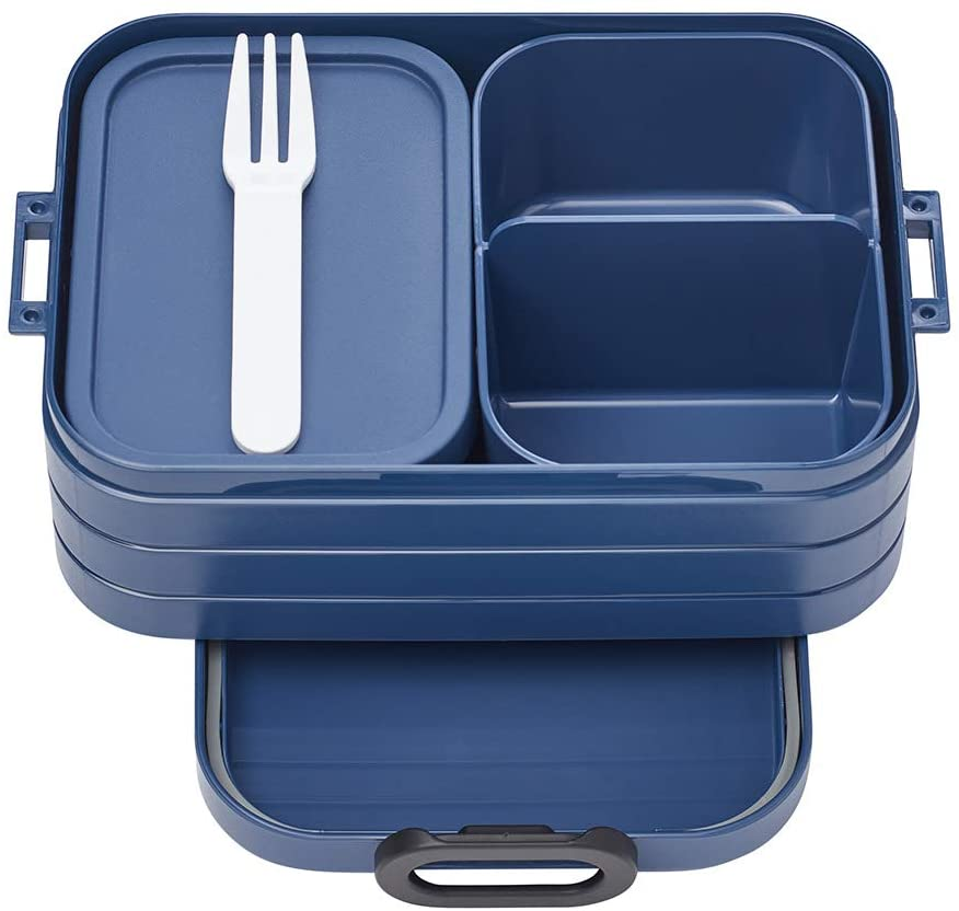 Mepal Denim Bento Lunch Box - Medium