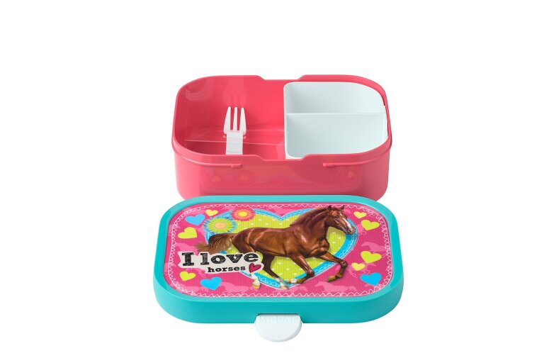 Mepal Horse Bento Lunch Box