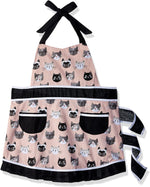 Load image into Gallery viewer, NOW Designs Sally Kids Apron - Cats Meow