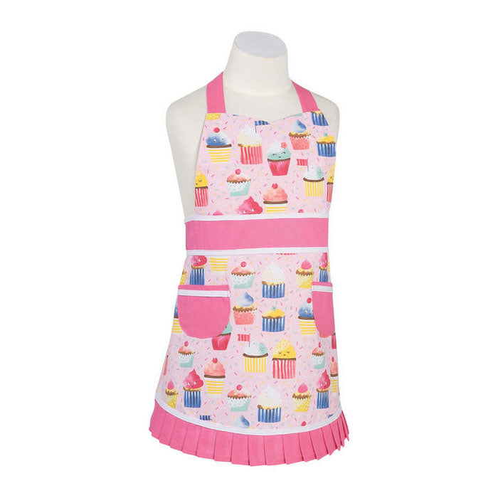 NOW Designs Sally Kids Apron - Cupcakes