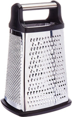 Load image into Gallery viewer, Norpro 4 Sided Grater With Catcher