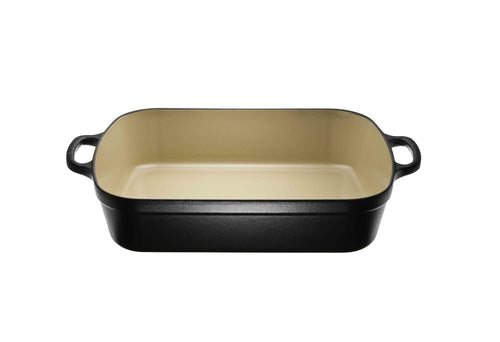 Le Creuset Rectangular Roaster 4.9L - Licorice