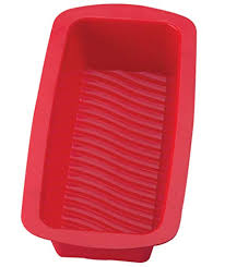 Mrs. Anderson's HIC Silicone Loaf Pan 9