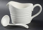 Load image into Gallery viewer, Sophie Conran Sauce Jug and Ladle