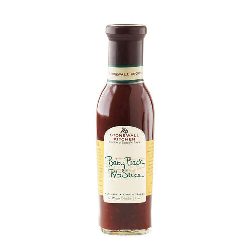 Stonewall Kitchen Baby Back Rib Grill Sauce