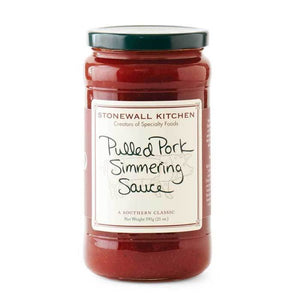 Stonewall Kitchen Pulled Pork Simmering Sauce 595g