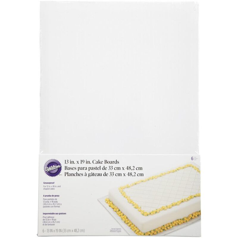 Wilton Cake Boards Pack