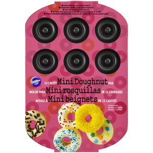 Wilton Mini Doughnut Pan