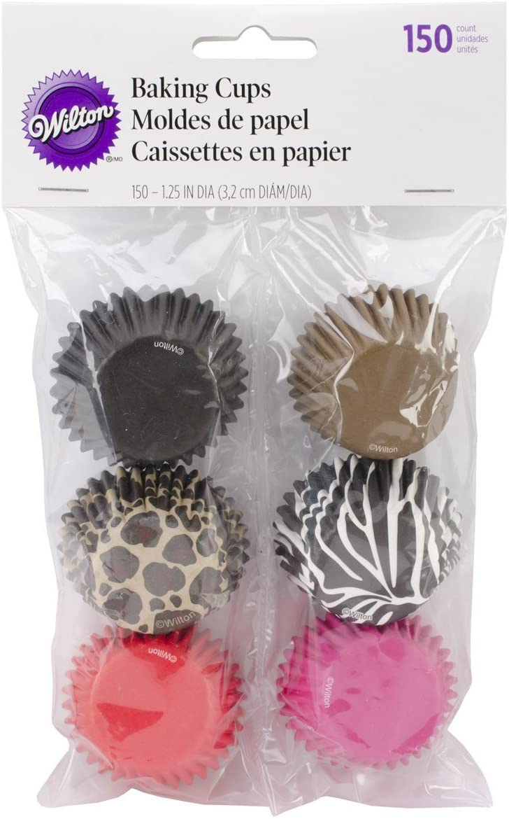 Wilton Mini Fashion Baking Cups