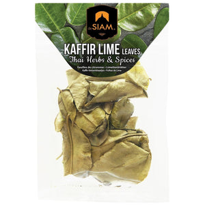 deSIAM Dried Kaffir Lime Leaves 3g