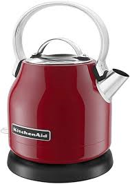 KitchenAid Electric Kettle 1.25L Empire Red