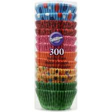Wilton Baking Cups 300 cups per pack