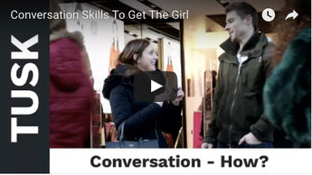 Conversation Skills To Get The Girl (Daygame Infield)