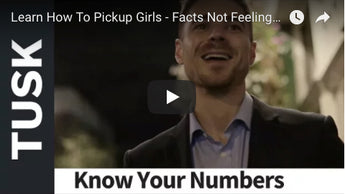 How To Pickup Girls - Facts Not Feelings To Get Girls (Daygame Tips)