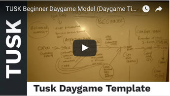 TUSK Beginner Daygame Model (Daygame Tips)
