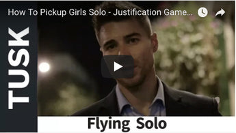 How To Pickup Girls Solo - Justification Game (Daygame Tips)