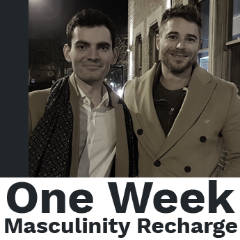 Masculinity Recharge Residential (7 Days - Global)