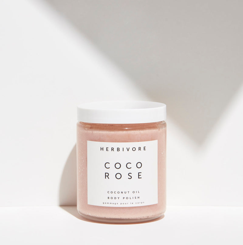 Coco Rose Exfoliating Bath Scrub