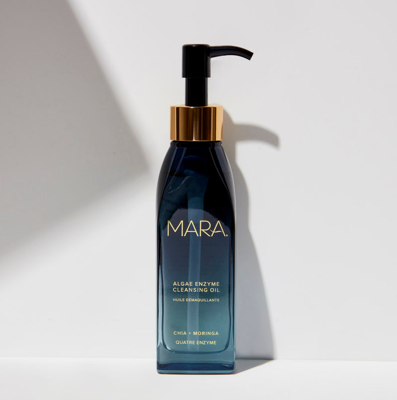 Chia + Moringa Algae Enzyme Cleansing Oil
