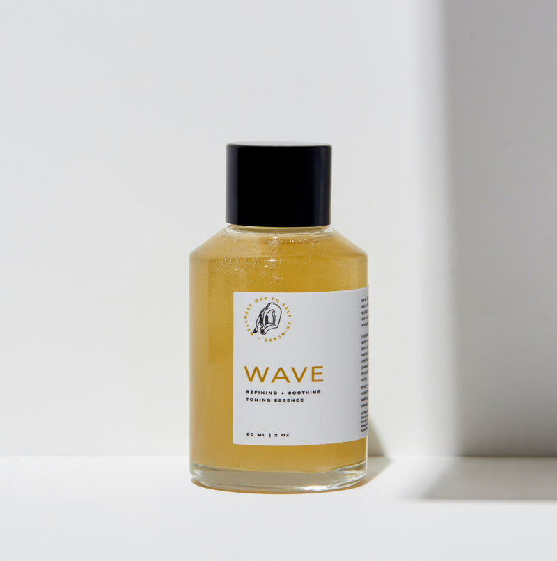 Wave Soothing and Refining Toning Essence