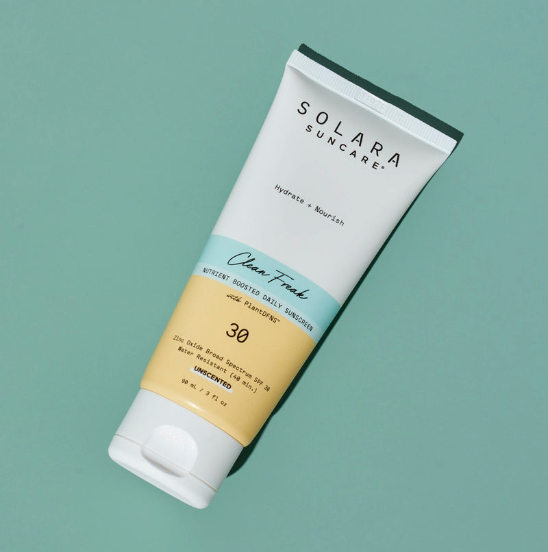 Clean Freak Nutrient Boosted Daily Sunscreen SPF 30