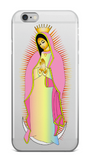 LA VIRGEN iPHONE CASE