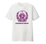 AFGHANISTAN FOREVER PINK TEE