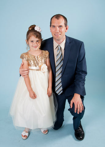 Daddy Daughter Dance Dresses
