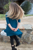 Girls' Casual Tunic Shirt Dress