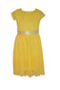 Girls' Yellow Sunshine Dress