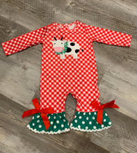 Kids Christmas romper