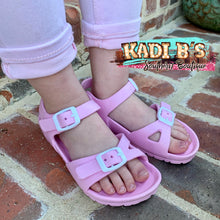 Kids pool side sandals