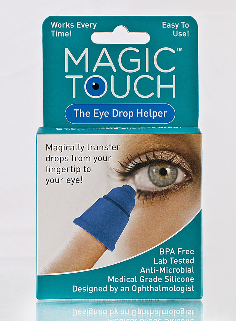 Eye Drop Applicator by Magic Touch <br>(FREE DOMESTIC SHIPPING)