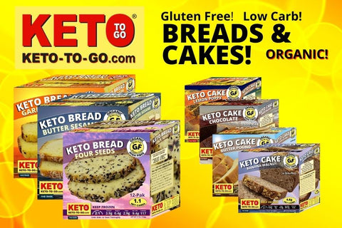 THE KETO BAKERY